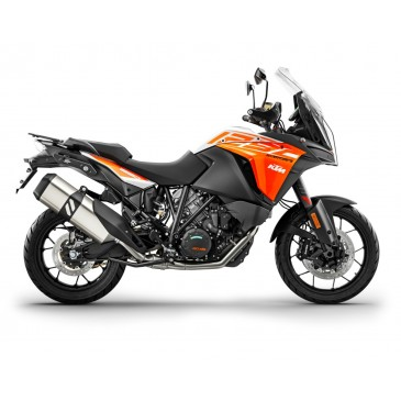 KTM 1290 SUPER ADVENTURE S 2017 ORANGE
