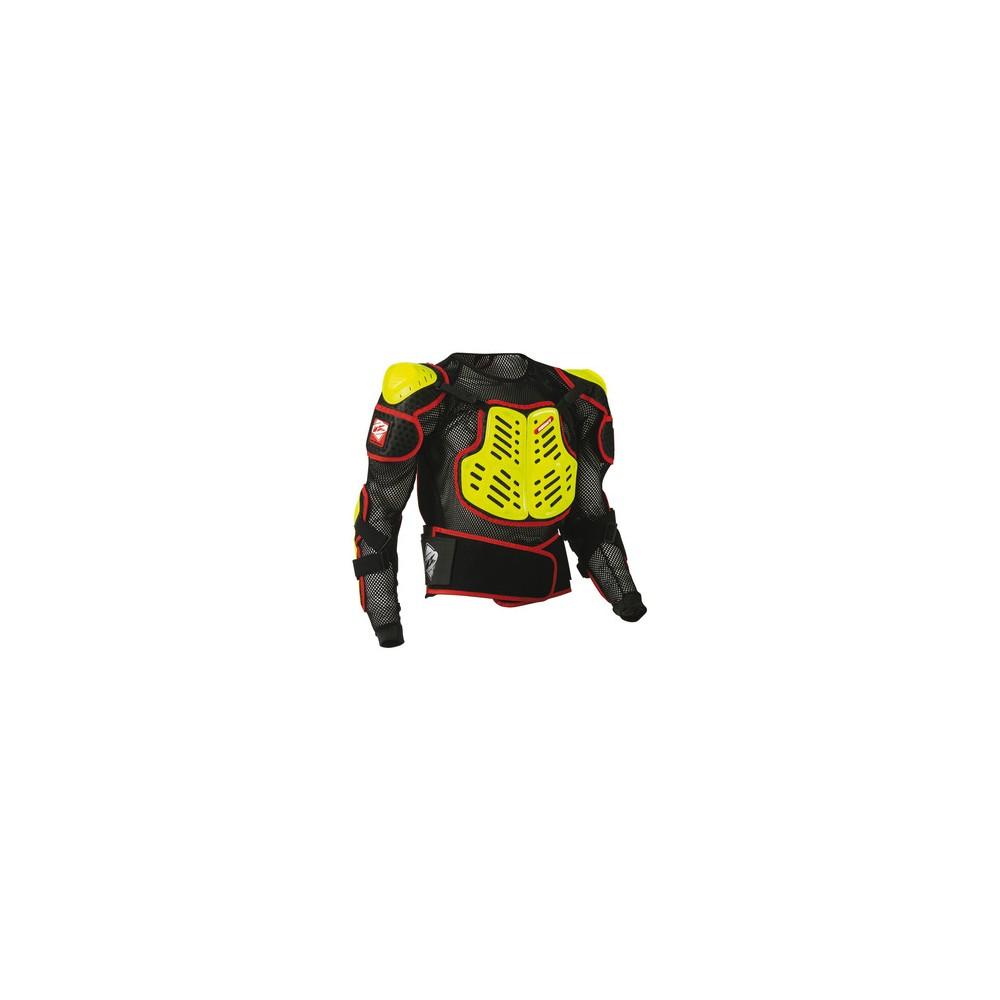 gilet enfant kenny jaune performance protection du pilote wolff moto products sarl. Black Bedroom Furniture Sets. Home Design Ideas