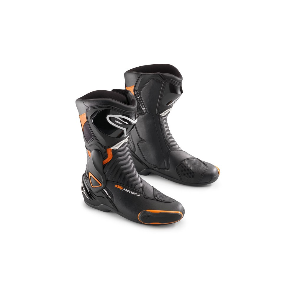 bottes routiere ktm alpinestars s mx 6 bottes wolff moto products sarl. Black Bedroom Furniture Sets. Home Design Ideas