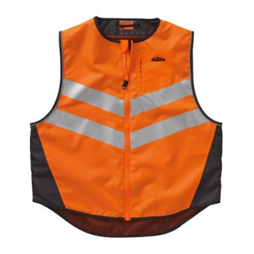 GILET REFLECHISSANT KTM RIDING
