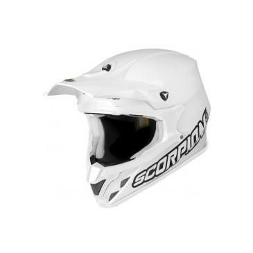 CASQUE SCORPION VX20 AIR UNI BLANC
