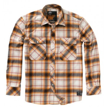 CHEMISE KTM MANCHES LONGUES CHECKERED