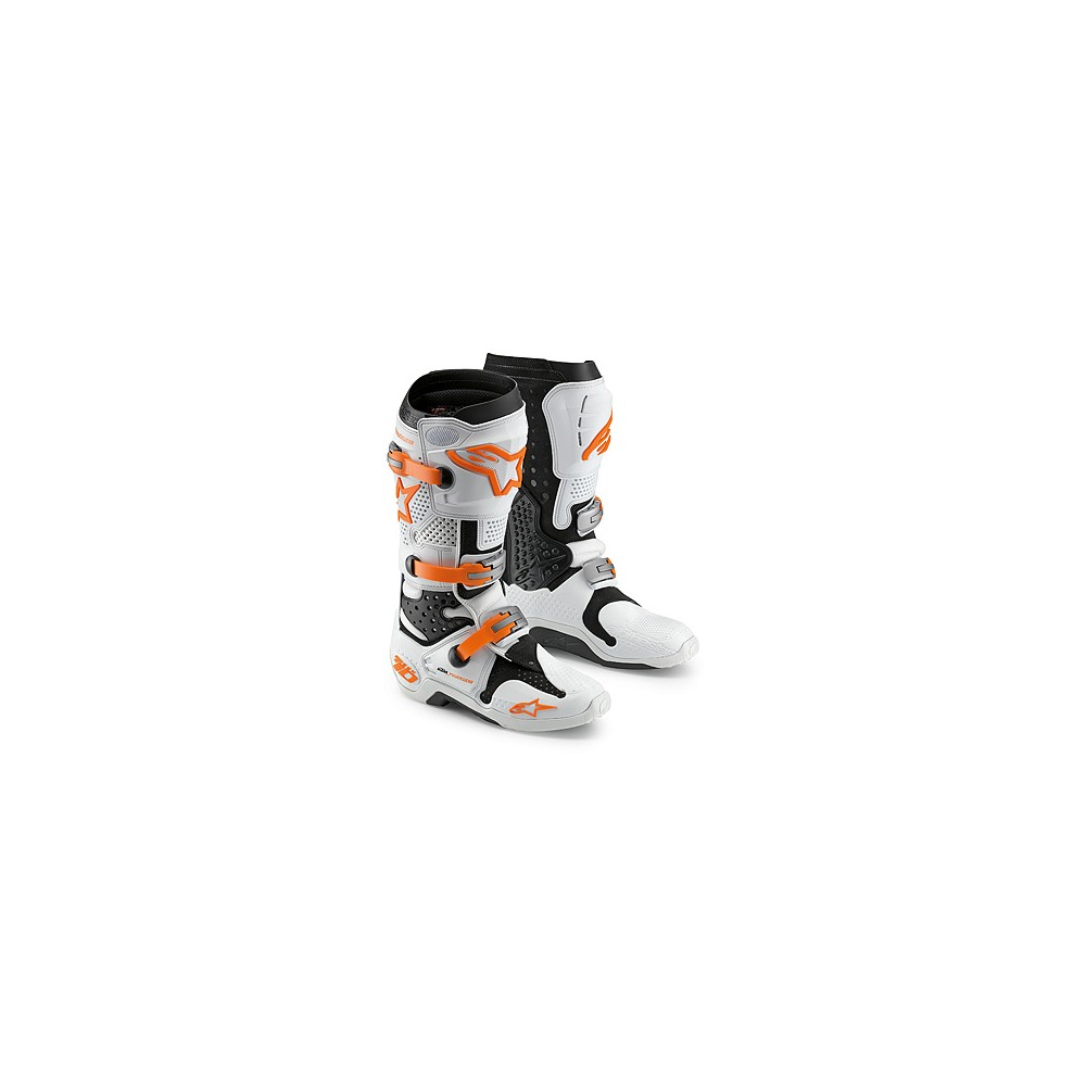 bottes ktm alpinestars tech 10 bottes wolff moto products sarl. Black Bedroom Furniture Sets. Home Design Ideas