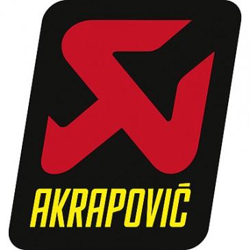 AUTOOLLANT AKRAPOVIC OFF ROAD