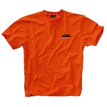 TEE SHIRT KTM RACING ORANGE