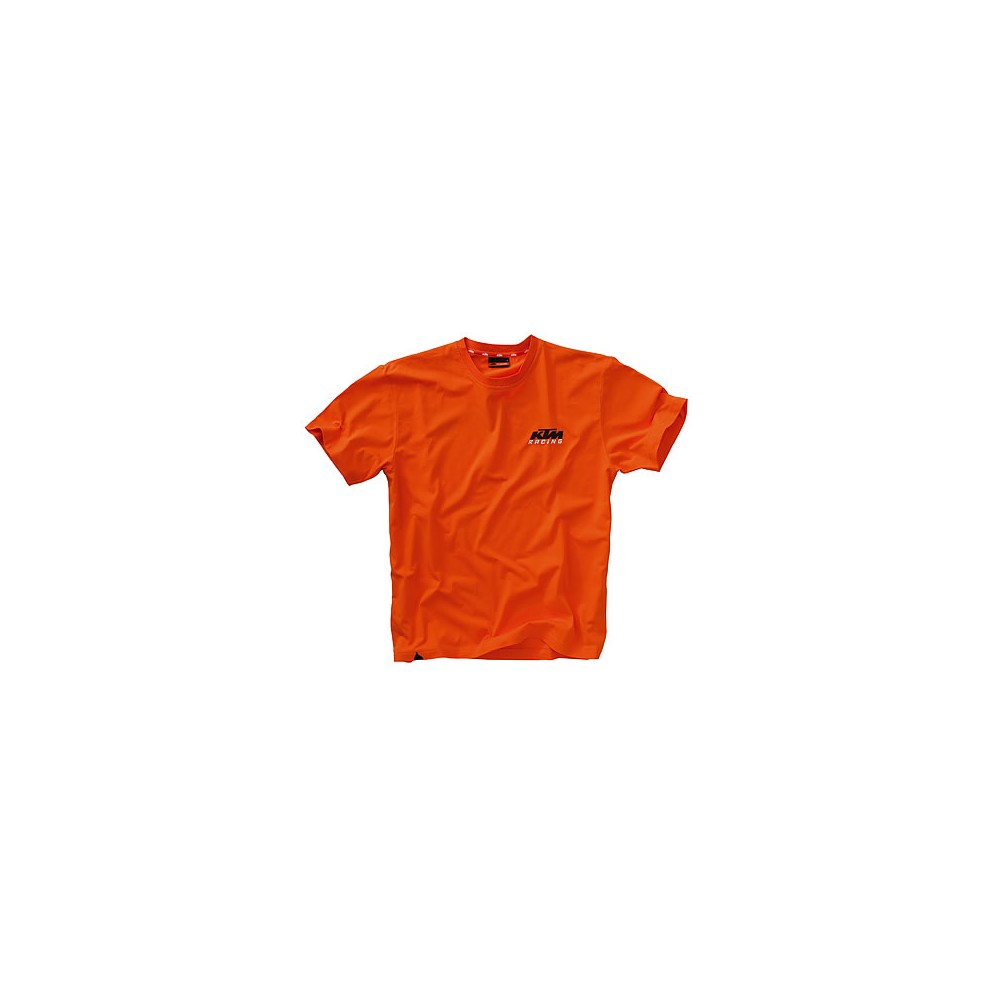 tee shirt ktm racing orange tee shirts wolff moto products sarl. Black Bedroom Furniture Sets. Home Design Ideas
