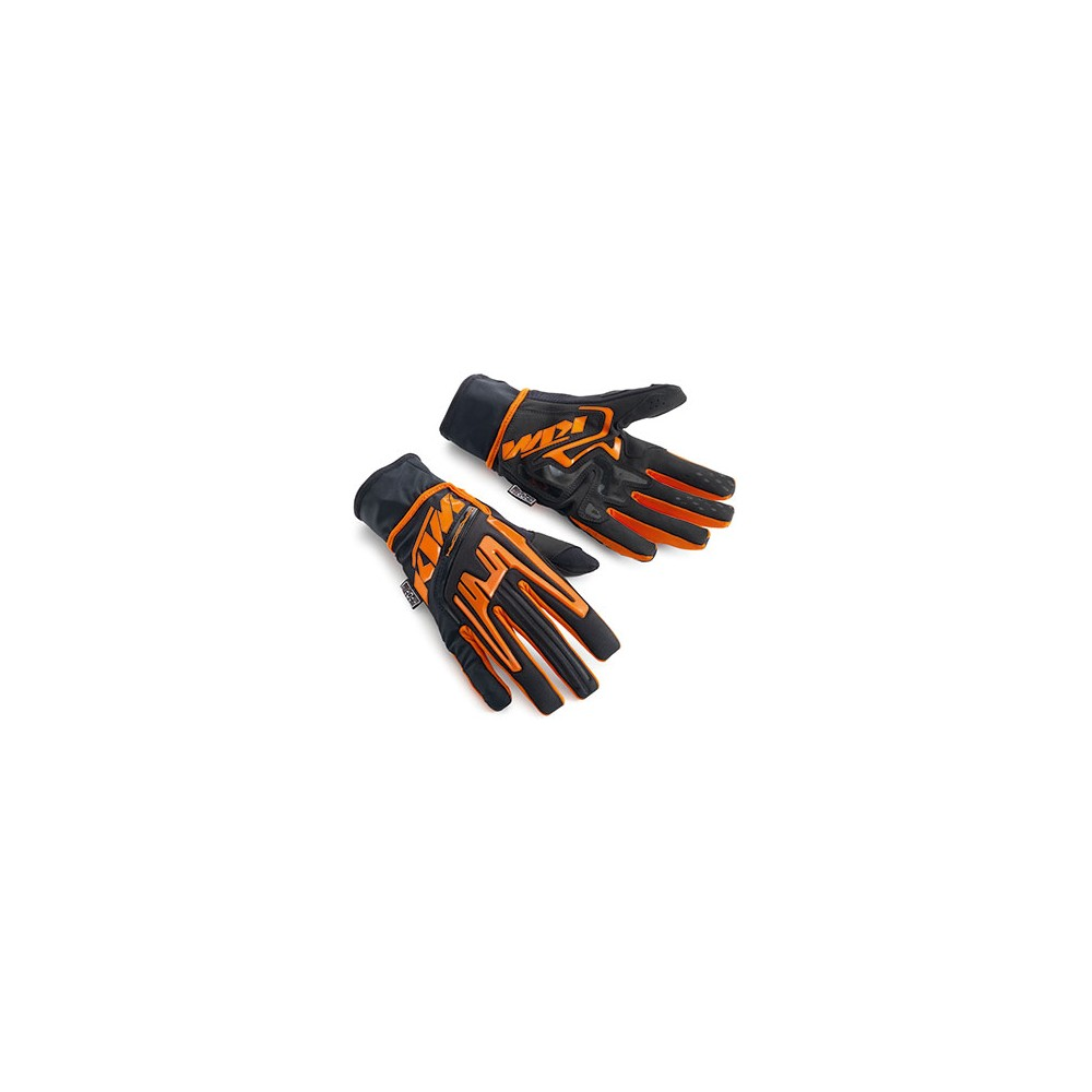 gants ktm hydroteq 2015 gants wolff moto products sarl. Black Bedroom Furniture Sets. Home Design Ideas