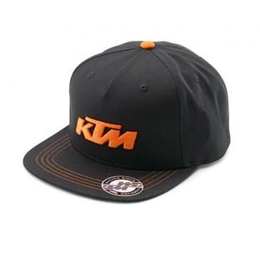 CASQUETTE KTM FACTORY NOIRE