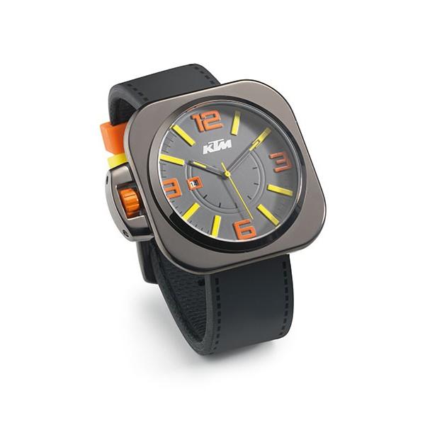 montre ktm coloree montre horloge wolff moto products sarl. Black Bedroom Furniture Sets. Home Design Ideas