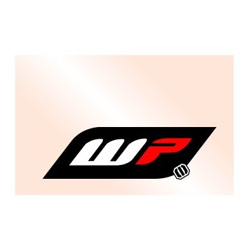 JEU DE STICKERS DE FOURCHE WP 2D RACING