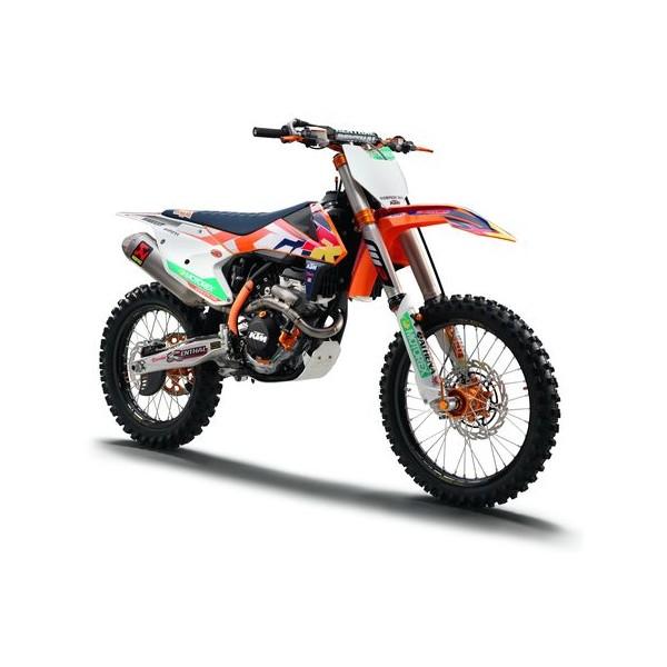 kit deco ktm factory sx 16 17 kit deco complet wolff moto products sarl