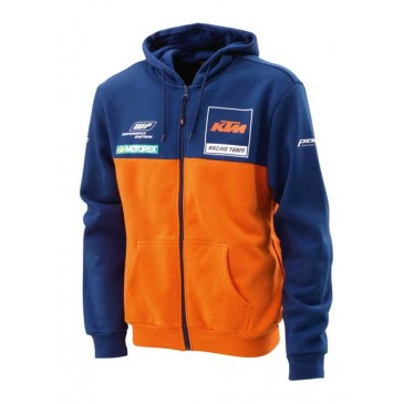 "SWEAT A TIRETTE ENFANT KTM ""REPLICA"""