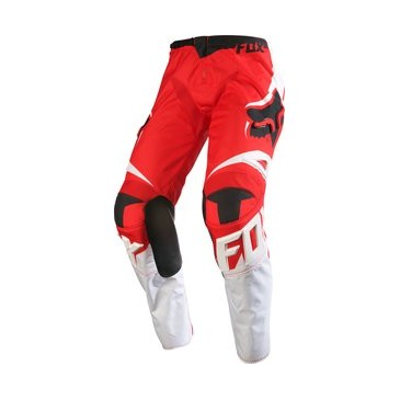 PANTALON ENFANT FOX 180 RACE ROUGE