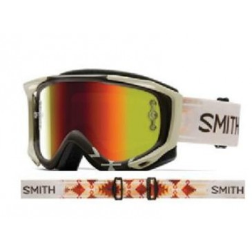 LUNETTES SMITH FUEL V2 SWEAT X MIROIR 2016 LASSO