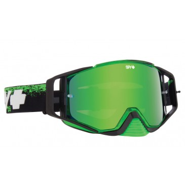 LUNETTES SPY ACE MASKED GREEN