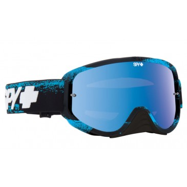 LUNETTES SPY WOOT RACE MASKED BLUE