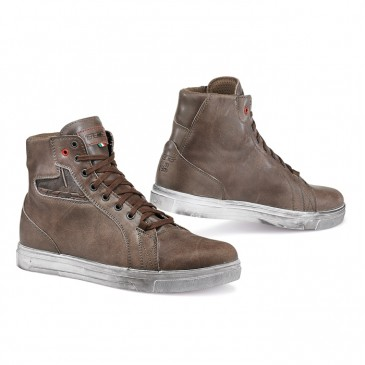 CHAUSSURES TCX STREET ACE WATERPROOF MARRON