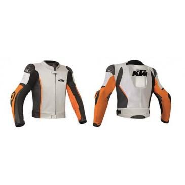 BLOUSON CUIR KTM RSX