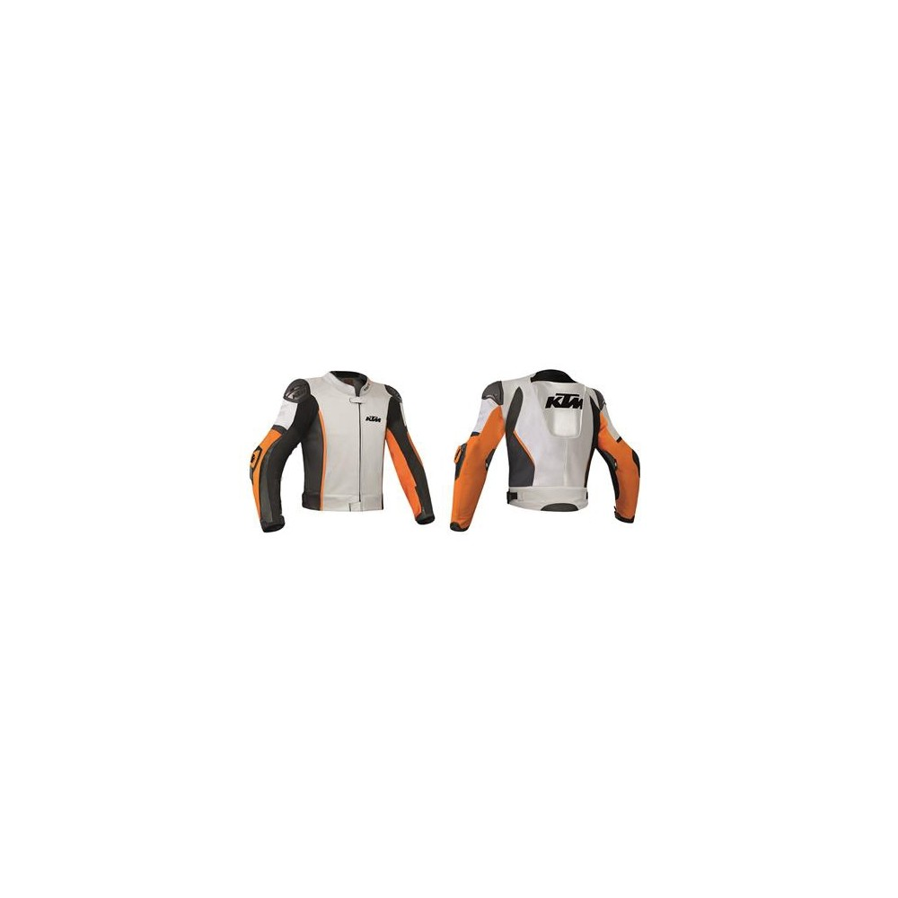 blouson cuir ktm rsx veste wolff ktm. Black Bedroom Furniture Sets. Home Design Ideas