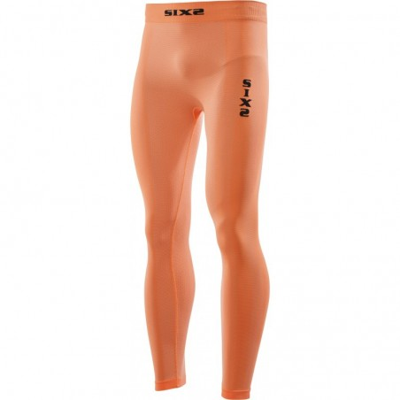 PANTALON COLLANT SIXS PNX ORANGE FLUO