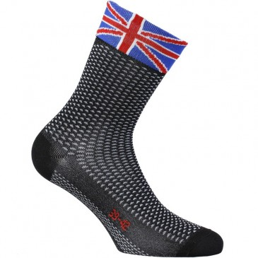 CHAUSSETTES SIXS SHORT FLAG ANGLETERRE