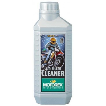 NETTOYANT FILTRE MOTOREX AIR FILTER CLEANER