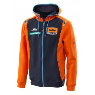SWEAT KTM REPLICA TEAM ZIP