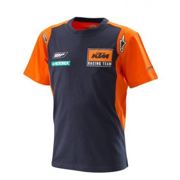 TEE SHIRT ENFANT KTM REPLICA TEAM