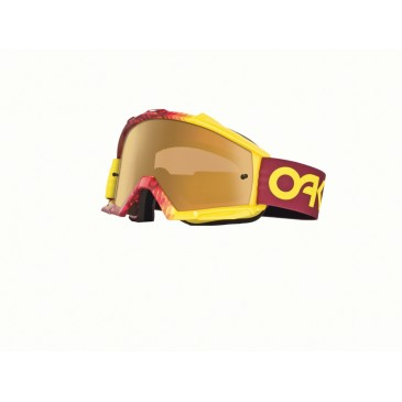 LUNETTE OAKLEY PROVENFACTORY FADE RED/YELLOW