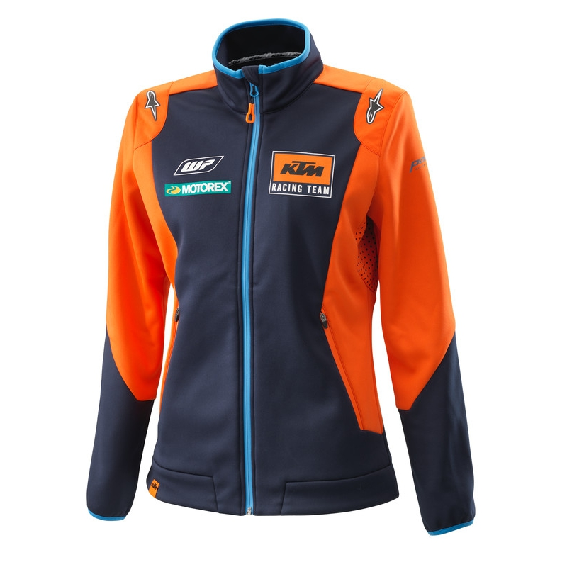 veste femme ktm replica team softshell veste wolff ktm. Black Bedroom Furniture Sets. Home Design Ideas