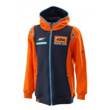 SWEAT A TIRETTE ENFANT KTM REPLICA TEAM