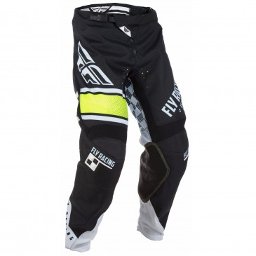 PANTALON FLY KINETIC ERA NOIR/BLANC