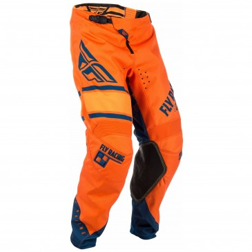 PANTALON FLY KINETIC ERA ORANGE