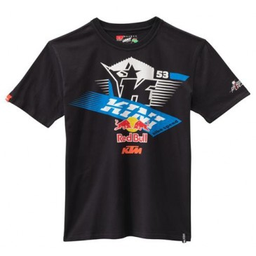 TEE SHIRT KTM/KINI-RB ATHLETIC NIGHT SKY