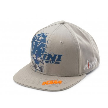 CASQUETTE KTM/KINI-RB OVERSPRAY