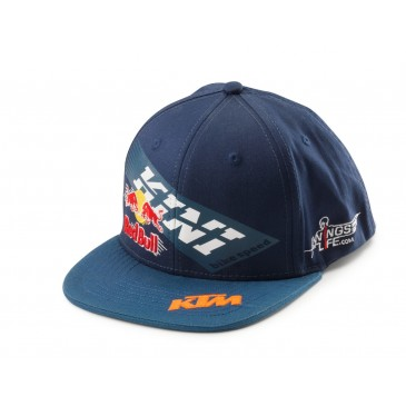 CASQUETTE ENFANT KTM/KINI-RB ATHLETIC NIGHT SKY