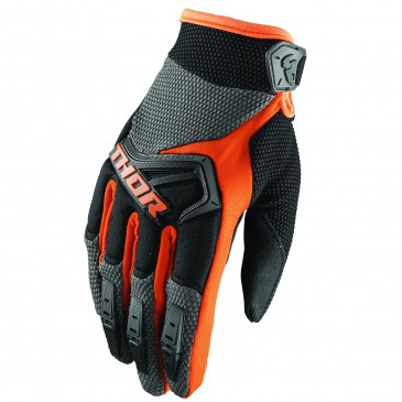 GANTS THOR SPECTRUM GRIS/ORANGE