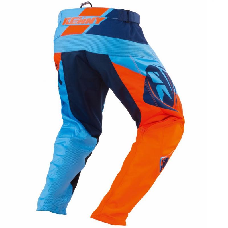 pantalon kenny track bleu orange pantalons wolff ktm. Black Bedroom Furniture Sets. Home Design Ideas