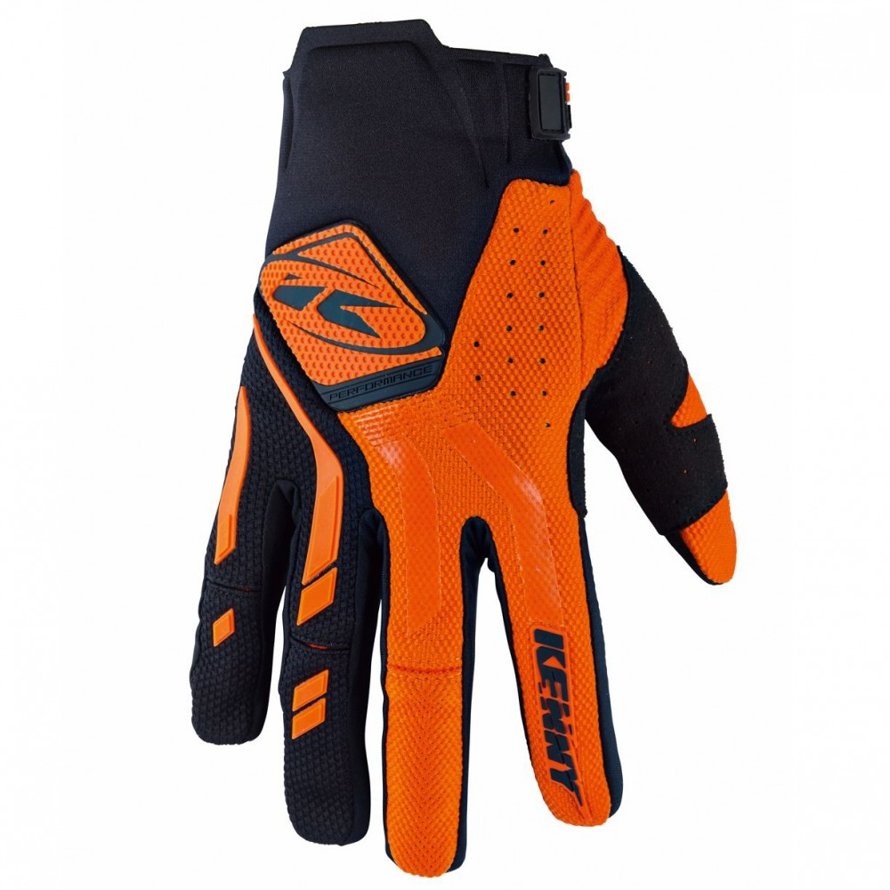 GANTS KENNY PERFORMANCE ORANGE