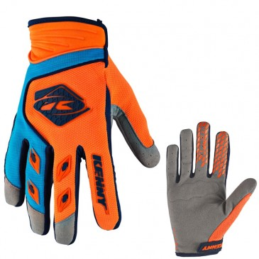 GANTS KENNY TRACK ORANGE/BLEU