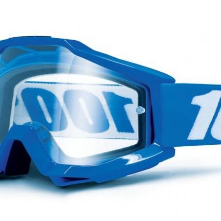 LUNETTES 100% ACCURI OTG REFLEX BLUE