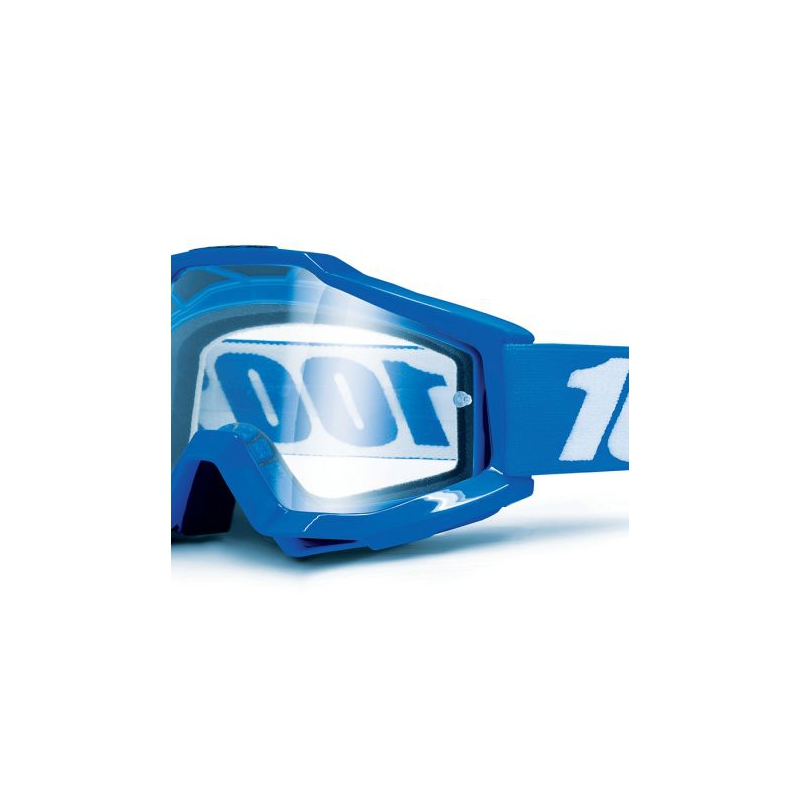LUNETTES 100% MODELE ACCURI OTG REFLEX BLUE