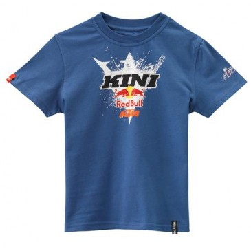 TEE SHIRT ENFANT KTM/KINI-RB STOMP NAVY