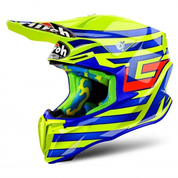 CASQUE AIROH TWIST REPLICA CAIROLI QATAR
