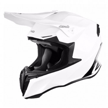 CASQUE AIROH TWIST COLOR WHITE GLOSS