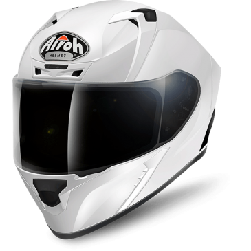 CASQUE AIROH VALOR COLOR WHITE GLOSS