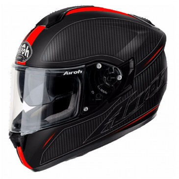 CASQUE AIROH ST 701 SLASH RED MATT
