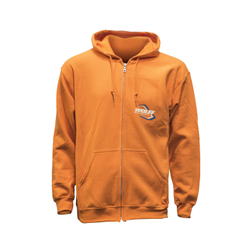 SWEAT WOLFF ORANGE 2018