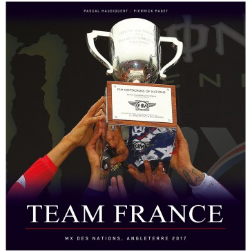 TEAM FRANCE LE LIVRE