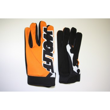 GANTS WOLFF ORANGE MODELE 2018